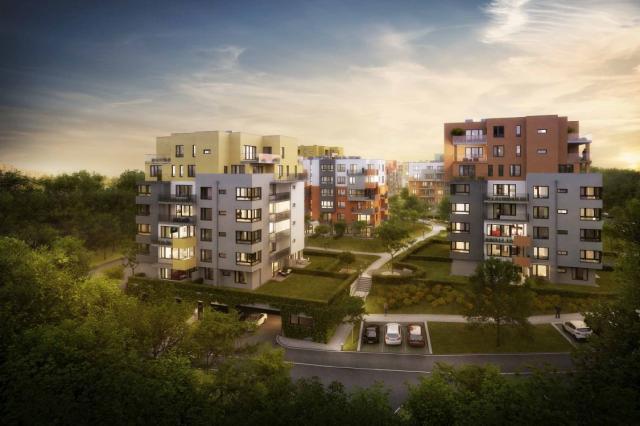 148 bytů za rok a půl: druhá etapa Rezidence Čámovka je kompletně prodána