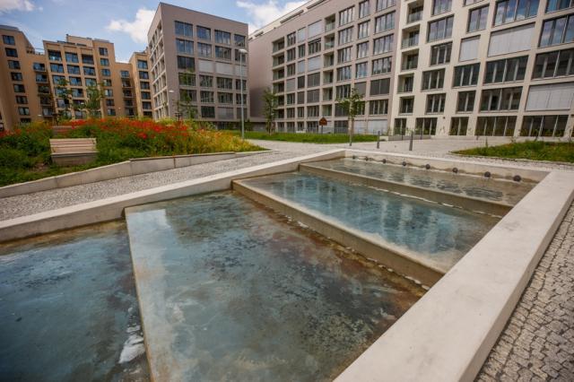 První bytový dům Skanska napojený výhradně na dodávky zelené energie