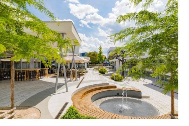 Star Group vytvoří v Nových Chabrech pro nové i stávající rezidenty rozlehlý park. Komunitní bydlení je pro kupující velké lákadlo
