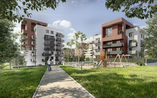 LEXXUS zahajuje prodej bytů v projektu Nové Modřany