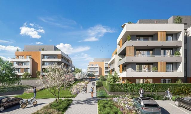 Central Group zahajuje prodej v komorním projektu Viladomy Letňany